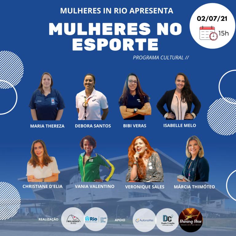 Evento Mulheres no Esporte - Mulheres in Rio - julho21 (6)