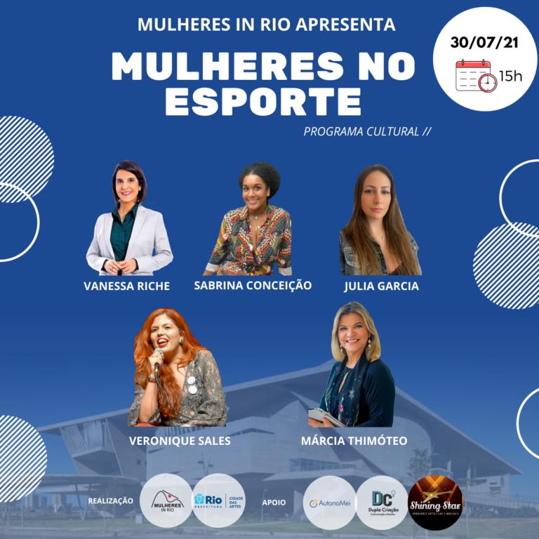 Evento Mulheres no Esporte - Mulheres in Rio - julho21 (7)