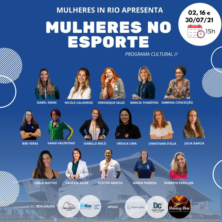 Evento Mulheres no Esporte - Mulheres in Rio - julho21 (9)